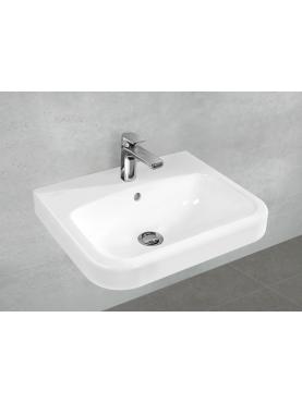 Villeroy & Boch Architectura 55x47cm One Tap Hole Basin White - 41885501
