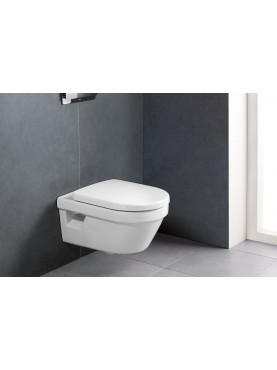 Villeroy & Boch Architectura 37x53cm Wall Mounted Rimless Pan White - 5684R001
