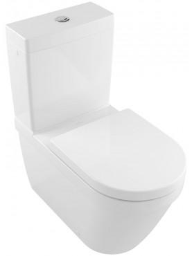 Villeroy & Boch Architectura (New) Side & Rear Inlet Cistern White - 57876101